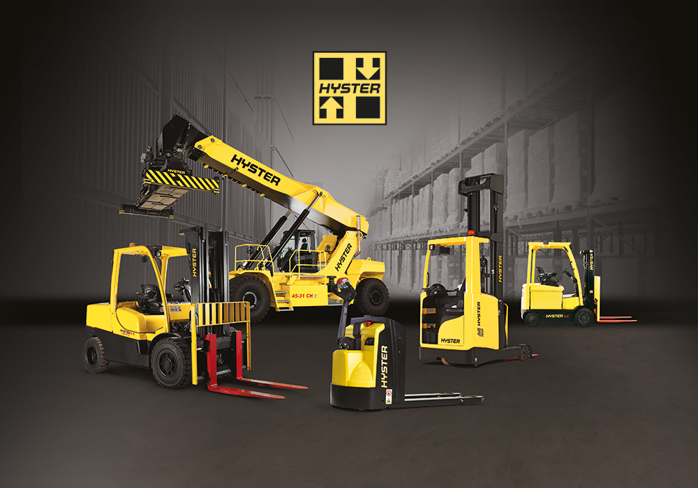 Hyster Forklift for Sale in Oman